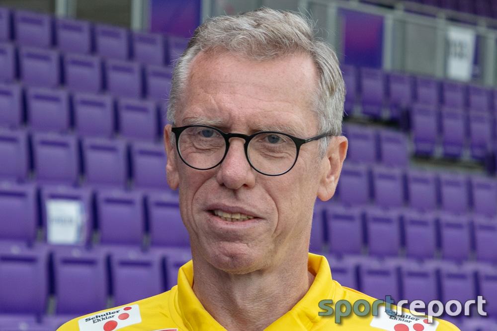 """Peter Stöger (Trainer Austria Wien) über den Kampf um die Top 6: """"Wenn wir so spielen und nur so punkten, dann wird es für uns nicht lange spannend"""""""