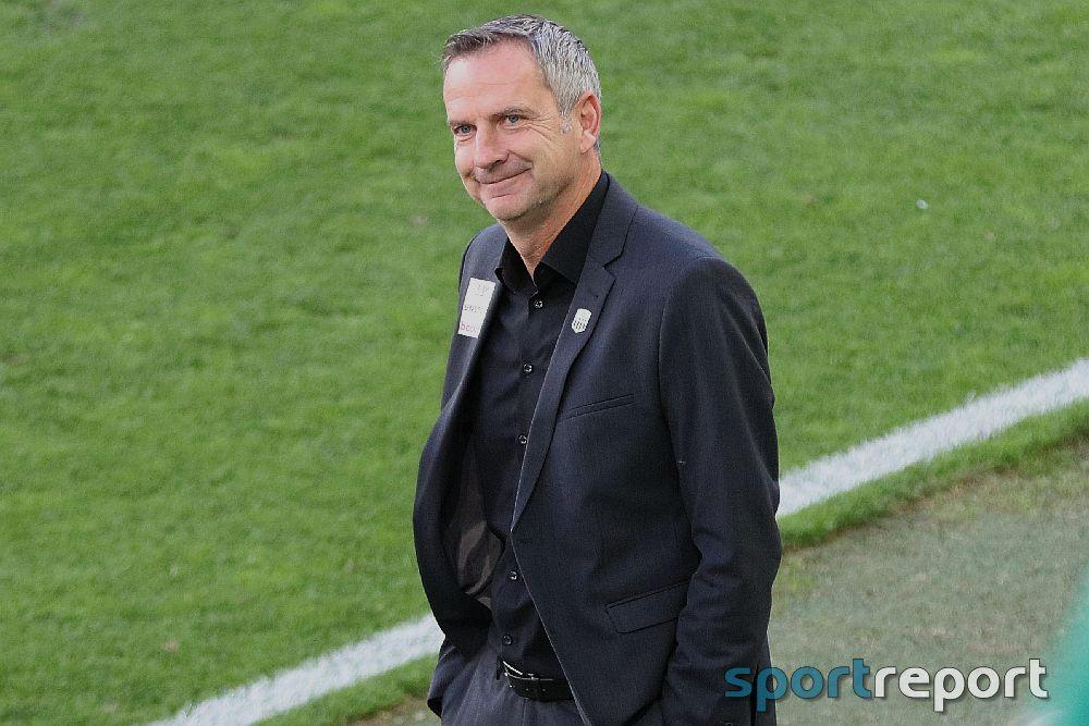 """Dominik Thalhammer (Trainer LASK): """"Wir haben was liegen gelassen"""""""