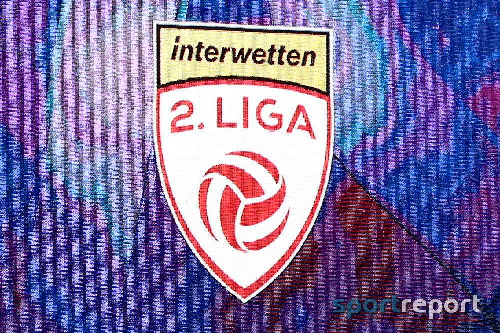 2. Liga: FC Juniors OÖ gewinnt gegen Austria Klagenfurt, Amstetten gegen Austria Lustenau siegreich, Kapfenberg schlägt Rapid II und Wacker Innsbruck verliert auswärts gegen den GAK