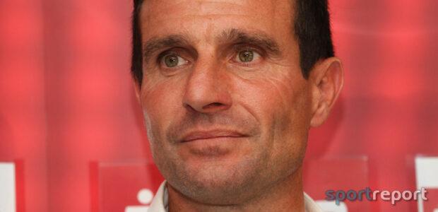 Michael Baur - Trainer SV Groedig