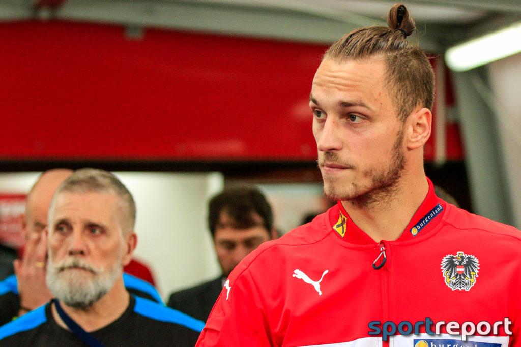 """Marko Arnautovic (FC Bologna) zur Kritik an ÖFB-Teamchef Franco Foda: """"Ich gebe dem Trainer überhaupt nicht die Schuld"""""""