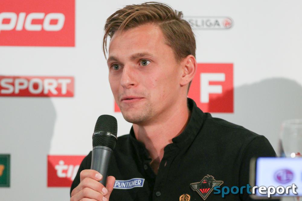 Vorhang auf für weitere zwei Jahre - Stefan Hierländer &  Jakob Jantscher verlängern bei Sturm Graz