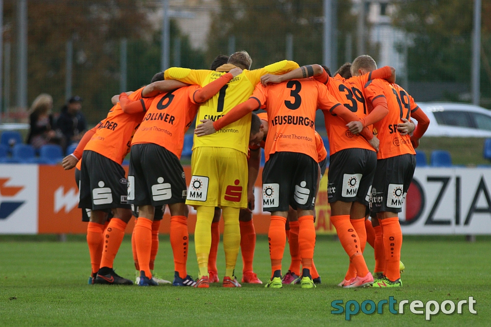 TSV Hartberg, SV Ried, #HTBSVR