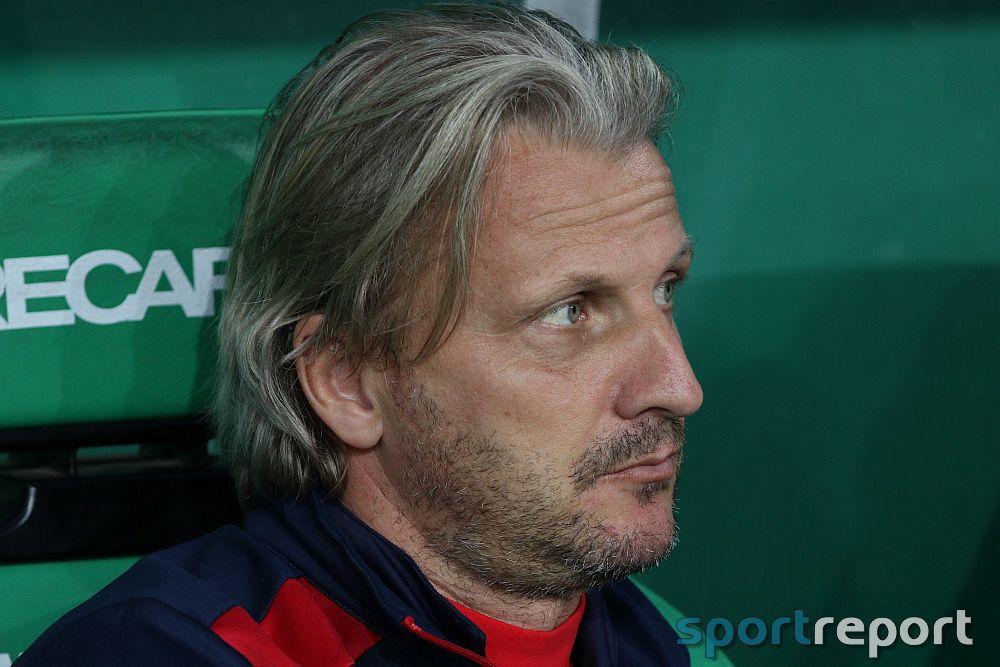 """Markus Schopp (Trainer TSV Hartberg) nach der Niederlage: """"Wir hätten es uns heute nicht verdient"""""""