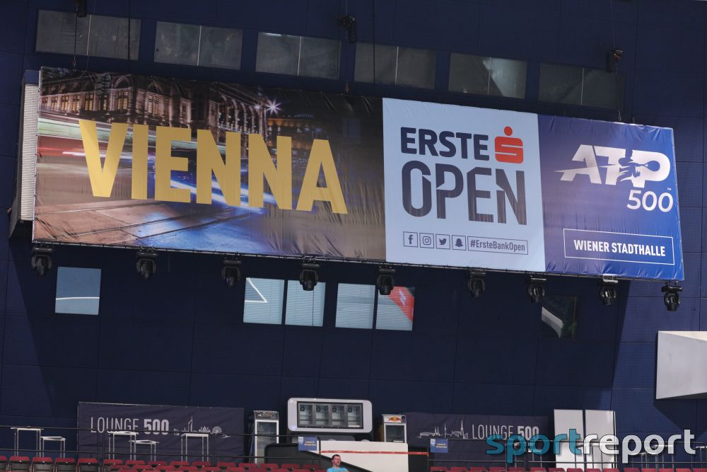 Tennis-Leckerbissen zum Auftakt der Hauptbewerbe bei den Erste Bank Open