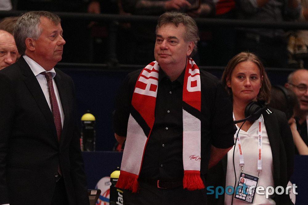 """Sportminister Werner Kogler: """"Beim Tennis kann man wohl eine Ausnahme machen."""""""