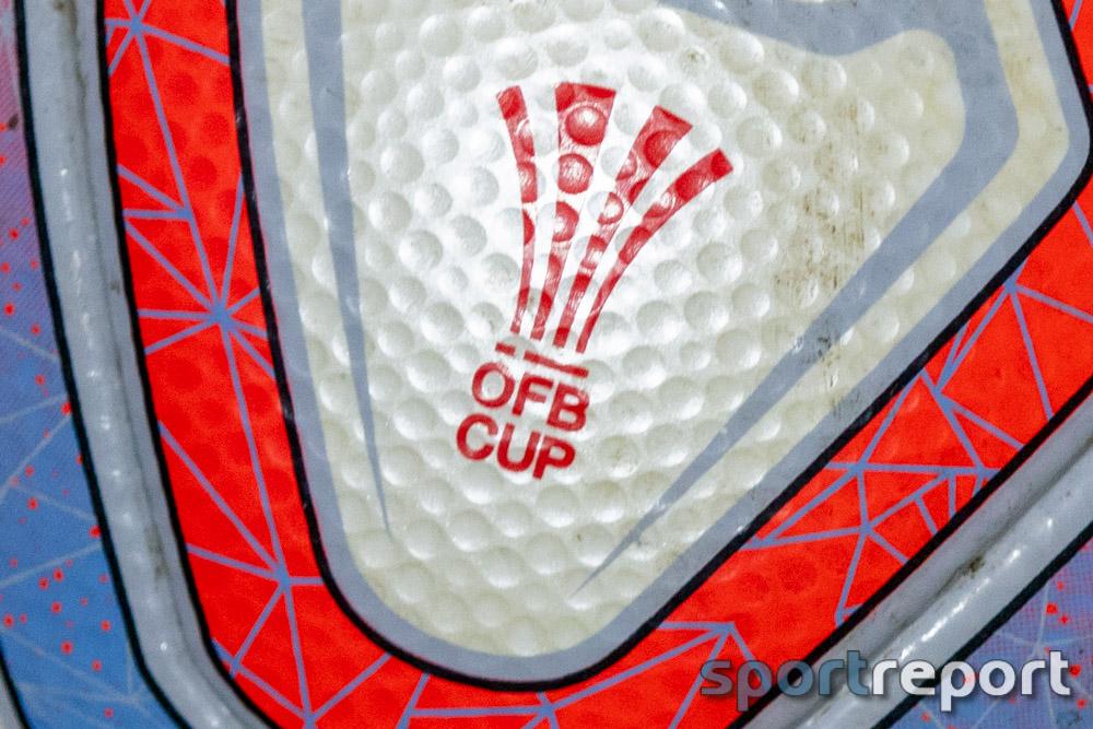 FC Red Bull Salzburg, SV Ried und der FAC ziehen ins ÖFB Cup-Viertelfinale ein