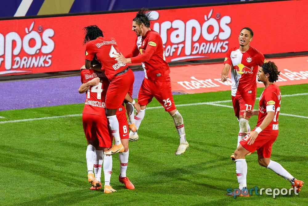 FC Red Bull Salzburg gewinnt das ÖFB Cup-Finale gegen LASK