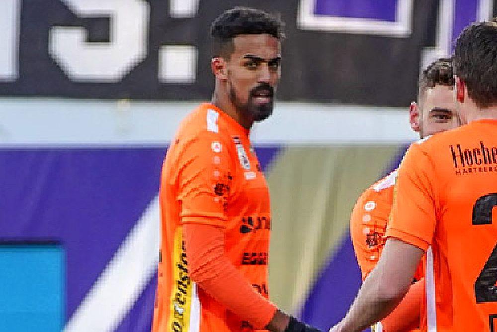 """Seifedin Chabbi (TSV Hartberg): """"Wir brauchen einen 0:1-Rückstand um aufzudrehen"""""""