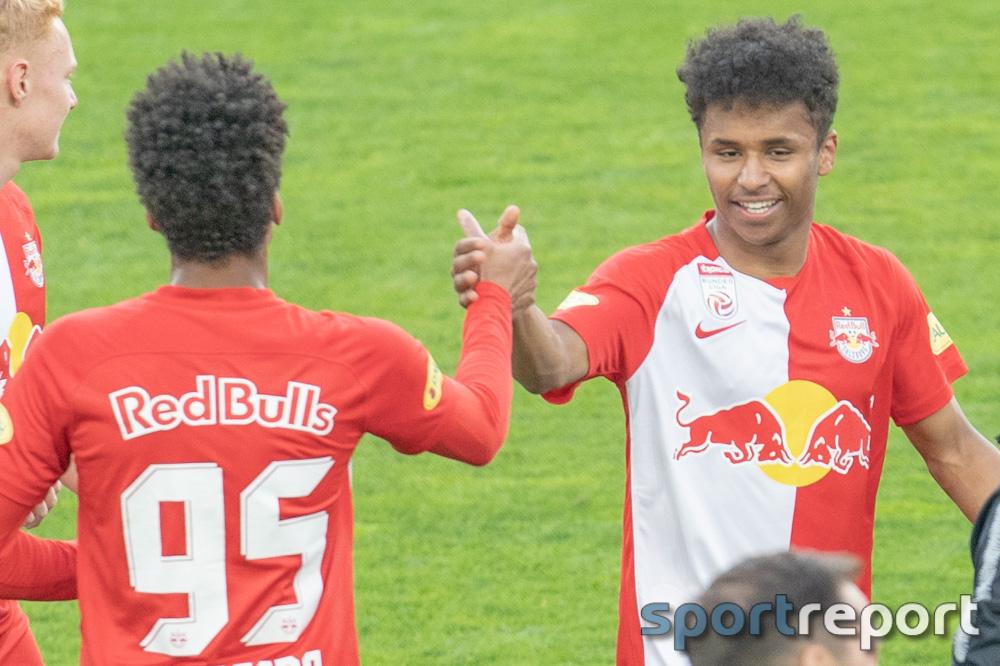 """""""Bullen"""" lassen Chancen ungenutzt – Red Bull Salzburg gibt Punkte gegen den WAC ab"""