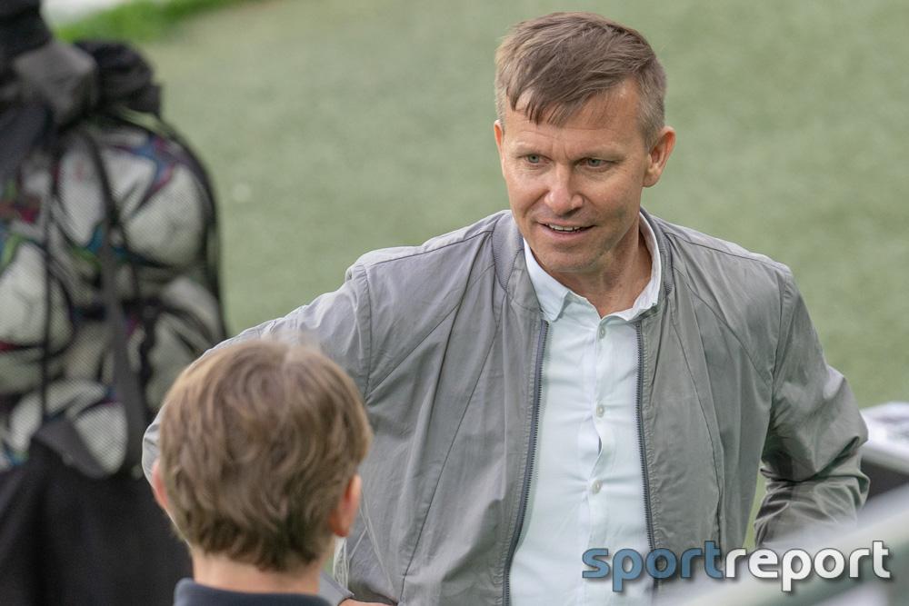 """Jesse Marsch (Trainer FC Red Bull Salzburg) nach seinem Abschied aus Salzburg: """"Ich kann nur sagen: Vielen Dank an das ganze Land, an die Liga und an unseren Verein"""""""