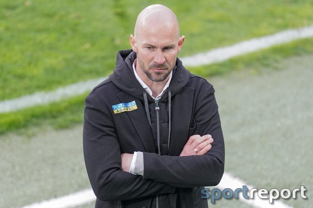 """Christian Ilzer (Trainer Sturm Graz): """"Kein schlechter Zeitpunkt für unseren ersten Auswärtssieg 2021"""""""
