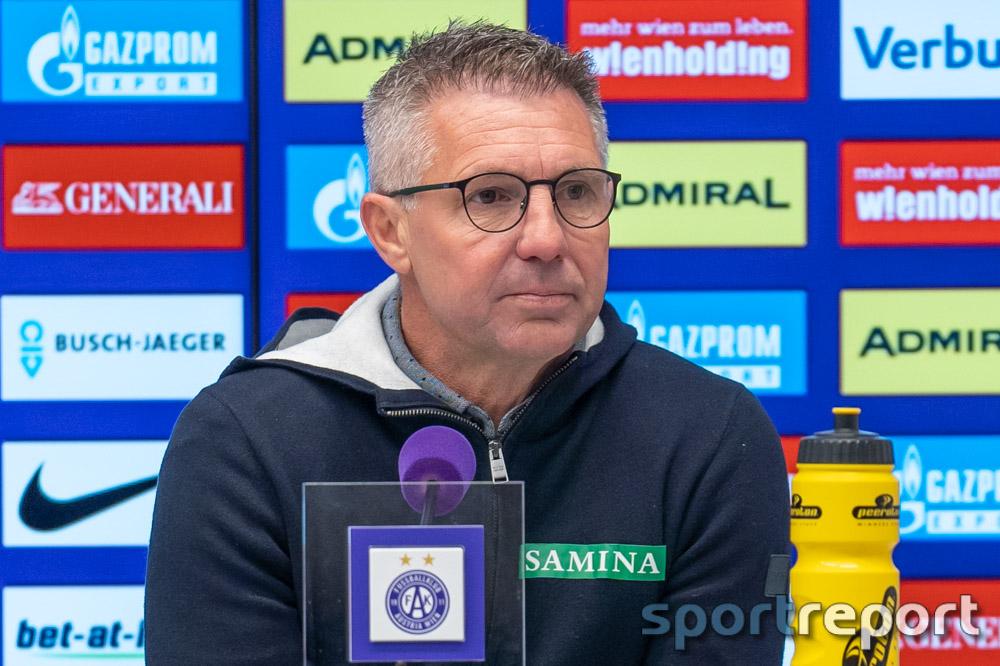 "Damir Canadi (Trainer SCR Altach): ""Wir sind heute an Swete (Rene, Anm.) gescheitert, nicht an Hartberg"""
