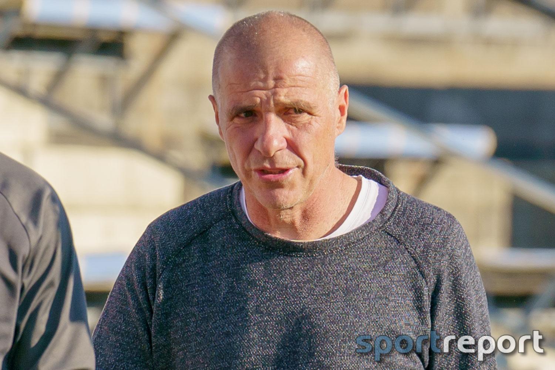 """Klaus Schmidt (Trainer Admira) nach dem Klassenerhalt: """"Es waren piekfeine drei Wochen"""""""