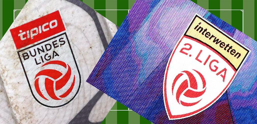 Die Termine für die Europacup-Play-off und Relegationsspiele in der österreichischen Fußball Bundesliga