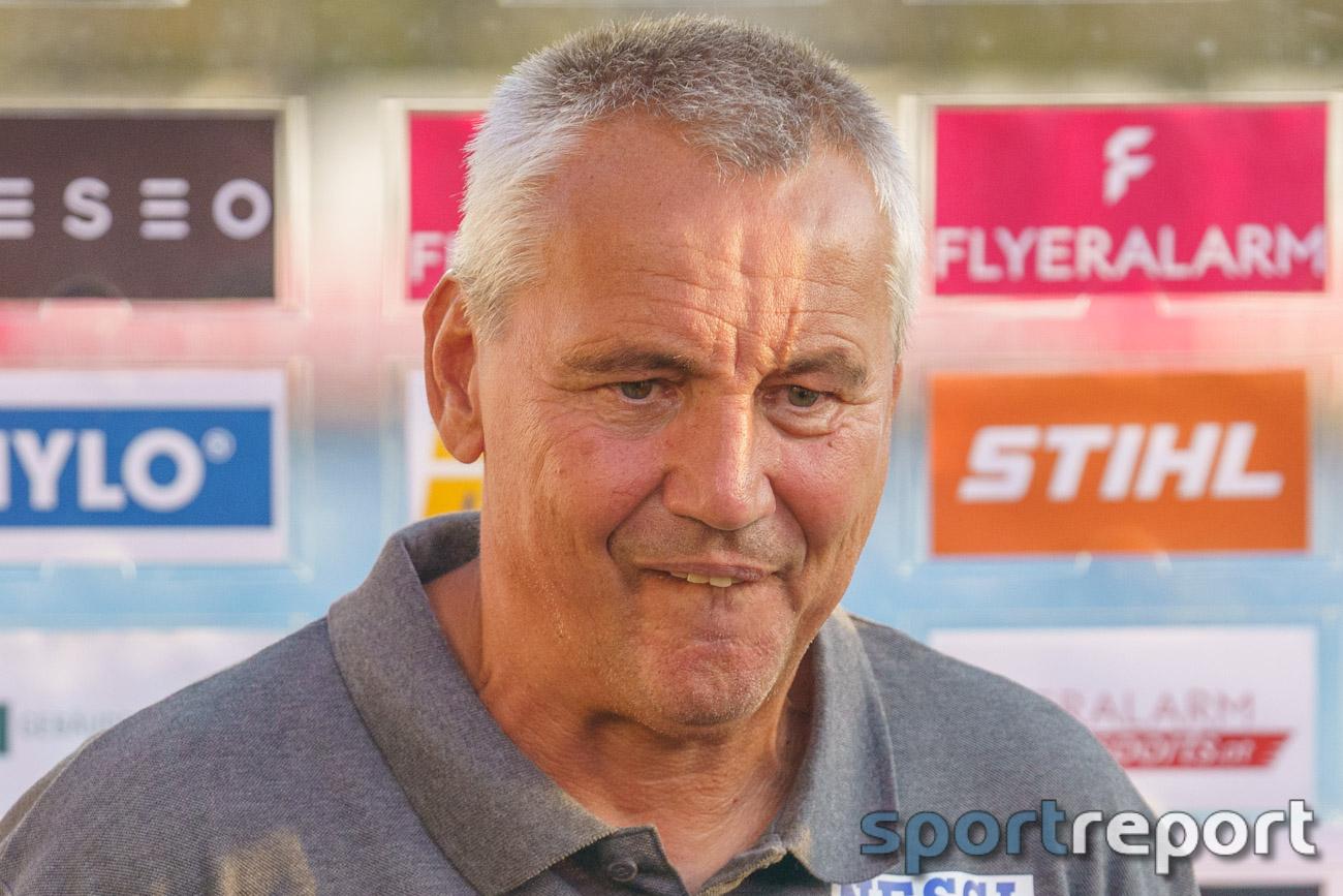 """Peter Pacult (Trainer Austria Klagenfurt): """"Es war die Chance da, etwas mitzunehmen"""""""