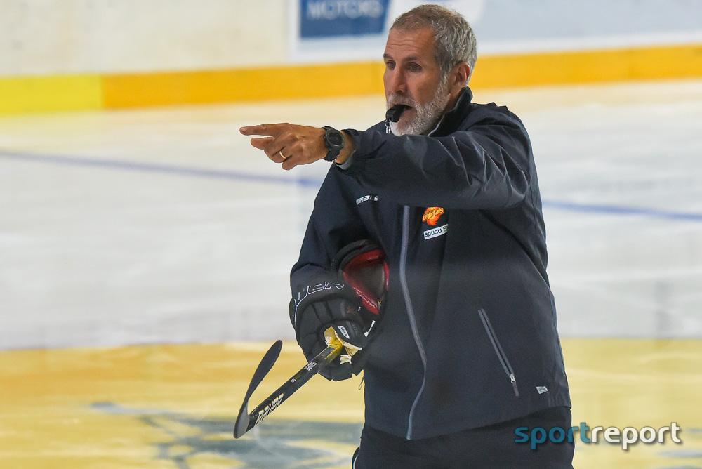 Neo-Head Coach Dave Barr